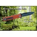 Knife - Rosewood Handle