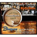 1 Liter Mini-Oak Bourbon Barrel - Personalized